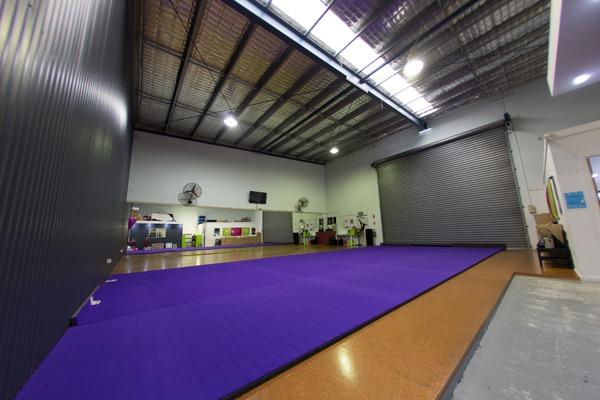 about sparks dance centre