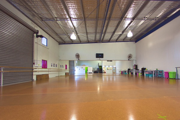 about sparks dance centre