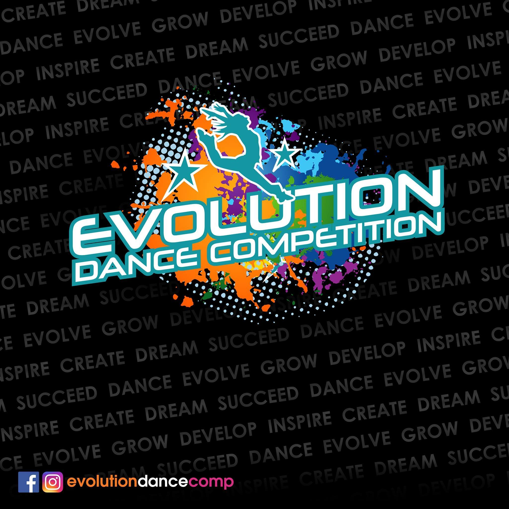 EVOLUTION DANCE COMPETITION